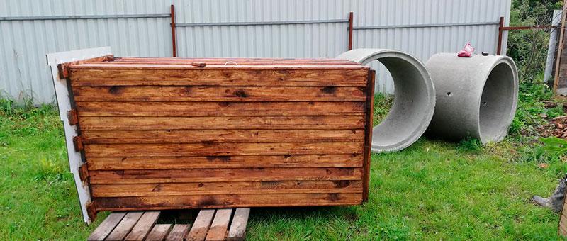 Туалет из бетона купить раствор цементный цена тамбов